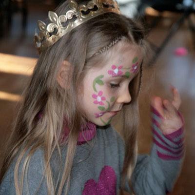 Atelier maquillage enfants